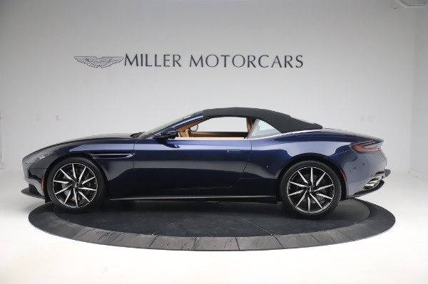 New 2020 Aston Martin DB11 Volante for sale $248,326 at Bugatti of Greenwich in Greenwich CT 06830 13
