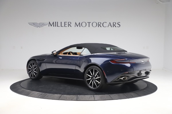 New 2020 Aston Martin DB11 Volante for sale $248,326 at Bugatti of Greenwich in Greenwich CT 06830 14