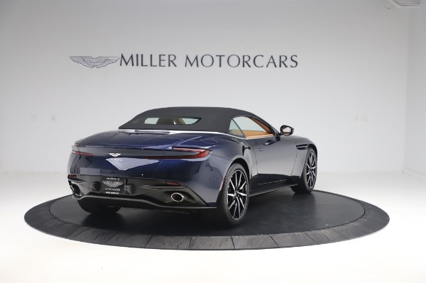 New 2020 Aston Martin DB11 Volante for sale $248,326 at Bugatti of Greenwich in Greenwich CT 06830 15