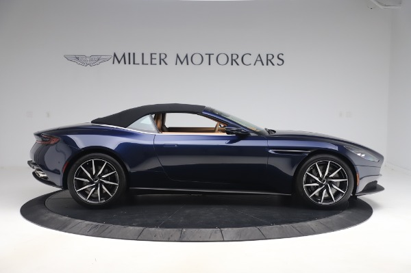 New 2020 Aston Martin DB11 Volante for sale $248,326 at Bugatti of Greenwich in Greenwich CT 06830 16