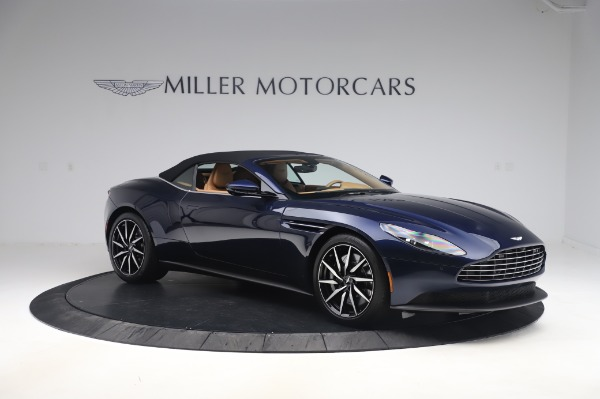 New 2020 Aston Martin DB11 Volante for sale $248,326 at Bugatti of Greenwich in Greenwich CT 06830 17