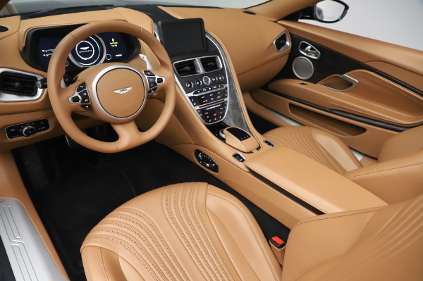 New 2020 Aston Martin DB11 Volante for sale $248,326 at Bugatti of Greenwich in Greenwich CT 06830 18