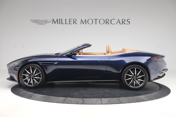 New 2020 Aston Martin DB11 Volante for sale $248,326 at Bugatti of Greenwich in Greenwich CT 06830 2