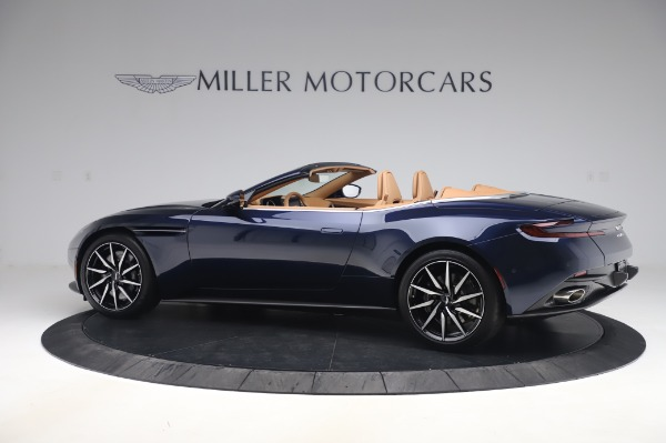 New 2020 Aston Martin DB11 Volante for sale $248,326 at Bugatti of Greenwich in Greenwich CT 06830 3