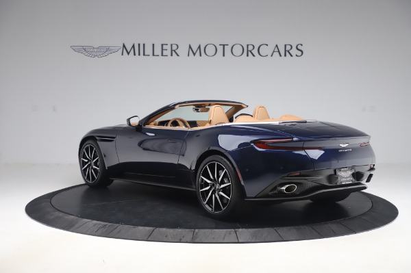 New 2020 Aston Martin DB11 Volante for sale $248,326 at Bugatti of Greenwich in Greenwich CT 06830 4