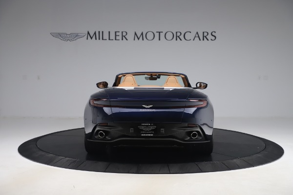 New 2020 Aston Martin DB11 Volante for sale $248,326 at Bugatti of Greenwich in Greenwich CT 06830 5