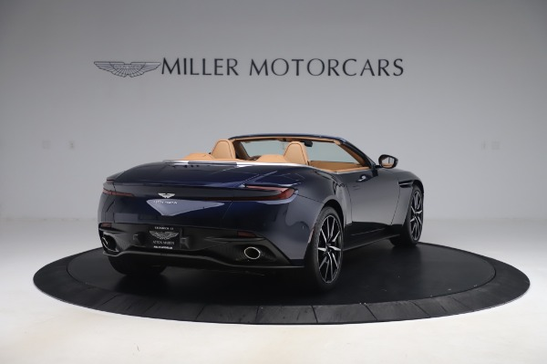 New 2020 Aston Martin DB11 Volante for sale $248,326 at Bugatti of Greenwich in Greenwich CT 06830 6