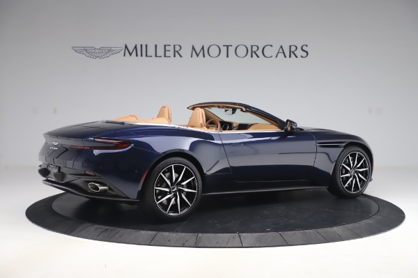 New 2020 Aston Martin DB11 Volante for sale $248,326 at Bugatti of Greenwich in Greenwich CT 06830 7