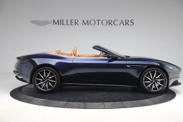 New 2020 Aston Martin DB11 Volante for sale $248,326 at Bugatti of Greenwich in Greenwich CT 06830 8