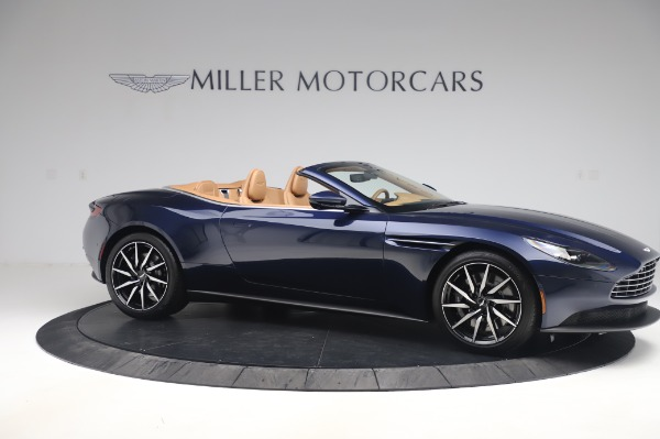 New 2020 Aston Martin DB11 Volante for sale $248,326 at Bugatti of Greenwich in Greenwich CT 06830 9