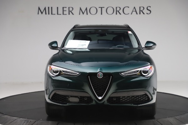New 2020 Alfa Romeo Stelvio Sport Q4 for sale Sold at Bugatti of Greenwich in Greenwich CT 06830 12