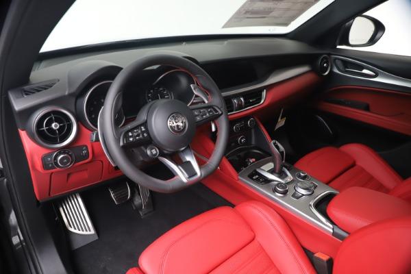 New 2020 Alfa Romeo Stelvio Ti Sport Q4 for sale Sold at Bugatti of Greenwich in Greenwich CT 06830 16
