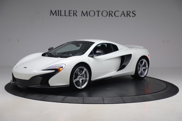 Used 2016 McLaren 650S Spider for sale $152,900 at Bugatti of Greenwich in Greenwich CT 06830 10