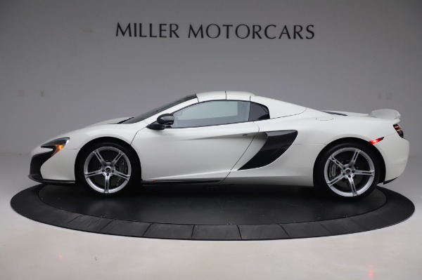Used 2016 McLaren 650S Spider for sale $152,900 at Bugatti of Greenwich in Greenwich CT 06830 11