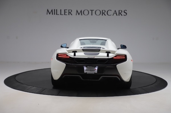 Used 2016 McLaren 650S Spider for sale $152,900 at Bugatti of Greenwich in Greenwich CT 06830 13