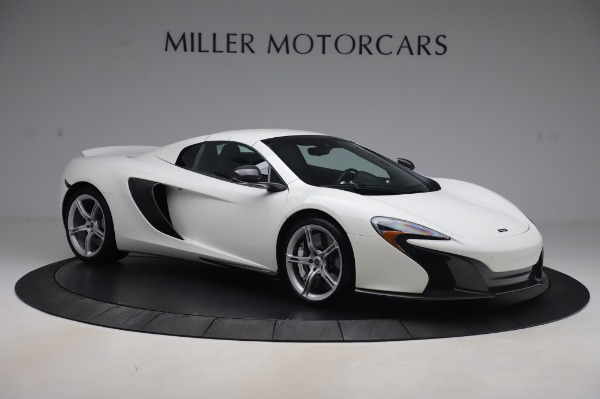 Used 2016 McLaren 650S Spider for sale $152,900 at Bugatti of Greenwich in Greenwich CT 06830 16
