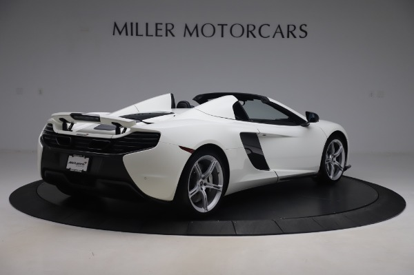 Used 2016 McLaren 650S Spider for sale $152,900 at Bugatti of Greenwich in Greenwich CT 06830 5