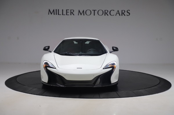 Used 2016 McLaren 650S Spider for sale $152,900 at Bugatti of Greenwich in Greenwich CT 06830 9