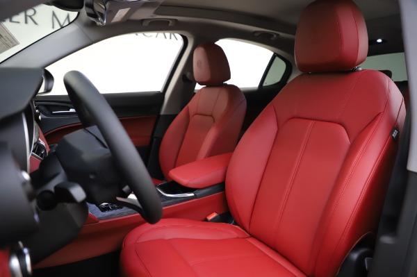New 2020 Alfa Romeo Stelvio Sport Q4 for sale $50,195 at Bugatti of Greenwich in Greenwich CT 06830 15