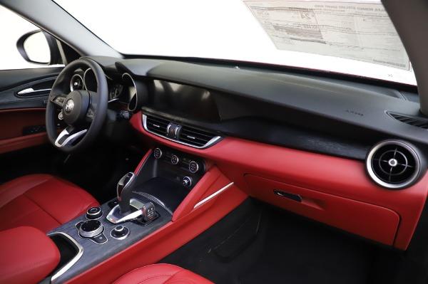New 2020 Alfa Romeo Stelvio Sport Q4 for sale $50,195 at Bugatti of Greenwich in Greenwich CT 06830 24