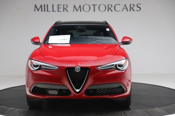 New 2020 Alfa Romeo Stelvio Sport Q4 for sale $50,645 at Bugatti of Greenwich in Greenwich CT 06830 12