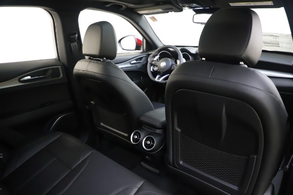 New 2020 Alfa Romeo Stelvio Sport Q4 for sale $50,645 at Bugatti of Greenwich in Greenwich CT 06830 27