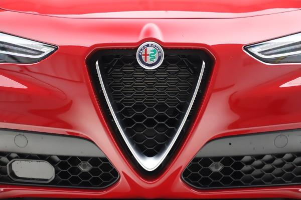 New 2020 Alfa Romeo Stelvio Sport Q4 for sale $50,645 at Bugatti of Greenwich in Greenwich CT 06830 28