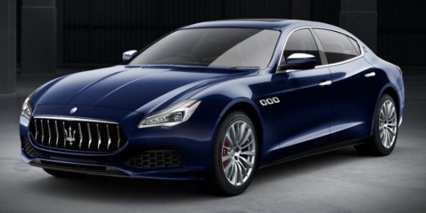 New 2020 Maserati Quattroporte S Q4 for sale $110,299 at Bugatti of Greenwich in Greenwich CT 06830 1