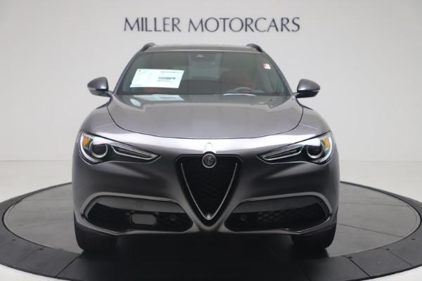 New 2020 Alfa Romeo Stelvio Ti Sport Q4 for sale $56,145 at Bugatti of Greenwich in Greenwich CT 06830 12