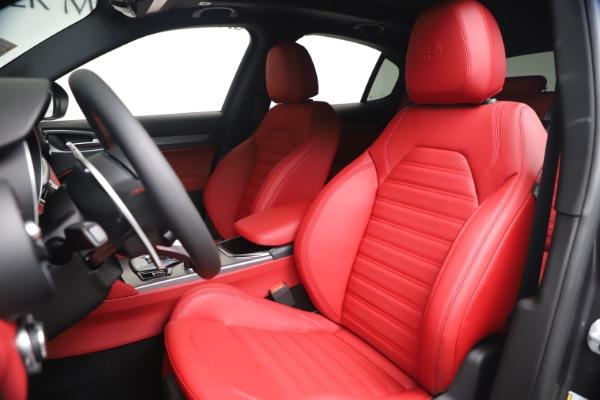 New 2020 Alfa Romeo Stelvio Ti Sport Q4 for sale $56,145 at Bugatti of Greenwich in Greenwich CT 06830 15