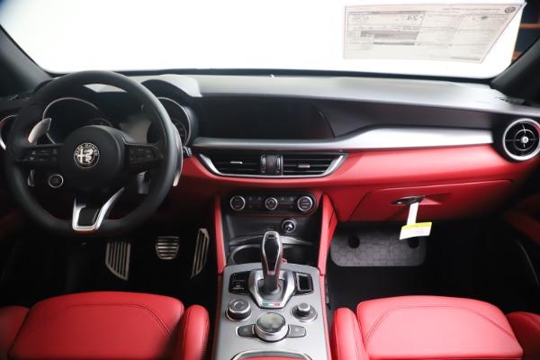 New 2020 Alfa Romeo Stelvio Ti Sport Q4 for sale $56,145 at Bugatti of Greenwich in Greenwich CT 06830 16