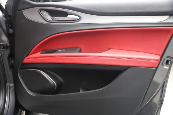 New 2020 Alfa Romeo Stelvio Ti Sport Q4 for sale $56,145 at Bugatti of Greenwich in Greenwich CT 06830 25