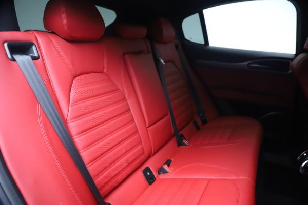 New 2020 Alfa Romeo Stelvio Ti Sport Q4 for sale $56,145 at Bugatti of Greenwich in Greenwich CT 06830 26