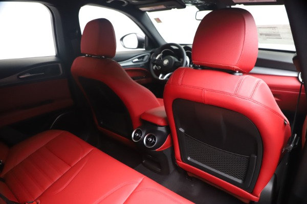 New 2020 Alfa Romeo Stelvio Ti Sport Q4 for sale $56,145 at Bugatti of Greenwich in Greenwich CT 06830 28