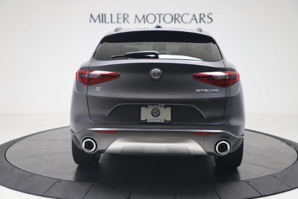 New 2020 Alfa Romeo Stelvio Ti Sport Q4 for sale $56,145 at Bugatti of Greenwich in Greenwich CT 06830 6