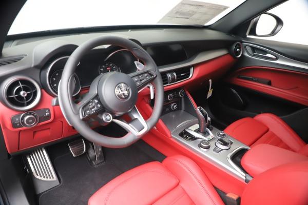 New 2020 Alfa Romeo Stelvio Ti Sport Q4 for sale $53,545 at Bugatti of Greenwich in Greenwich CT 06830 13