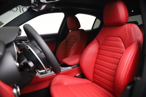 New 2020 Alfa Romeo Stelvio Ti Sport Q4 for sale $53,545 at Bugatti of Greenwich in Greenwich CT 06830 15
