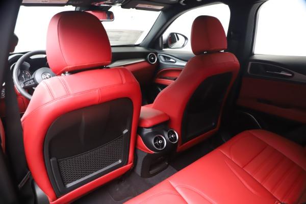 New 2020 Alfa Romeo Stelvio Ti Sport Q4 for sale $53,545 at Bugatti of Greenwich in Greenwich CT 06830 20
