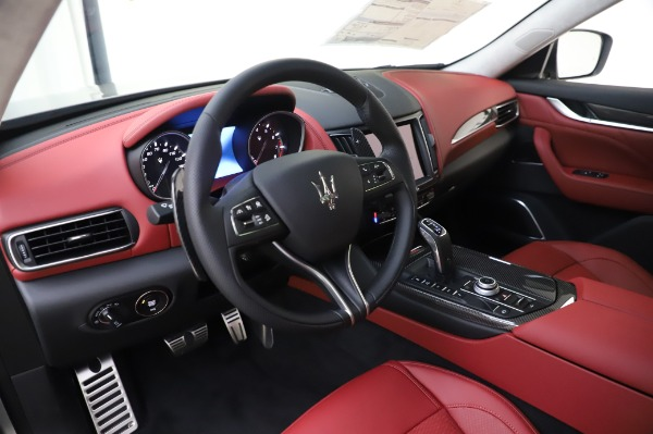 New 2020 Maserati Levante S Q4 GranSport for sale $104,635 at Bugatti of Greenwich in Greenwich CT 06830 13