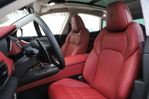 New 2020 Maserati Levante S Q4 GranSport for sale $104,635 at Bugatti of Greenwich in Greenwich CT 06830 15
