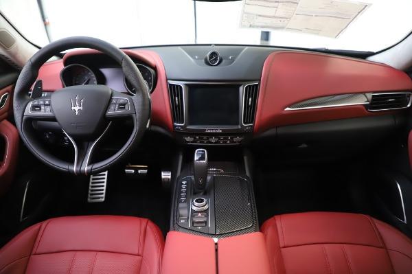 New 2020 Maserati Levante S Q4 GranSport for sale $104,635 at Bugatti of Greenwich in Greenwich CT 06830 16
