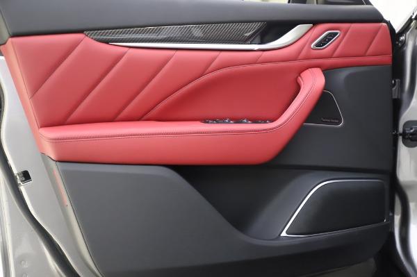 New 2020 Maserati Levante S Q4 GranSport for sale $104,635 at Bugatti of Greenwich in Greenwich CT 06830 17