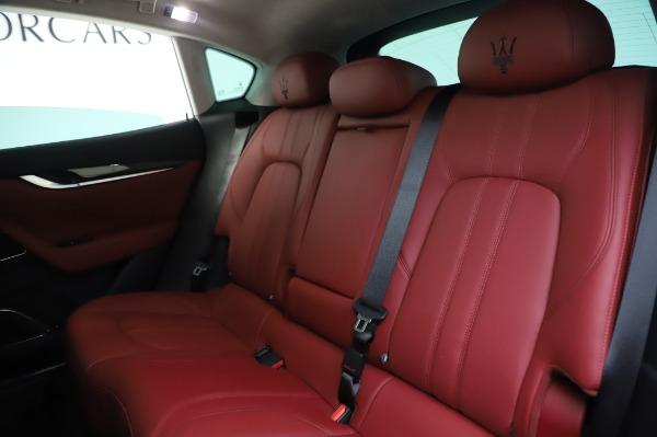 New 2020 Maserati Levante S Q4 GranSport for sale $104,635 at Bugatti of Greenwich in Greenwich CT 06830 18