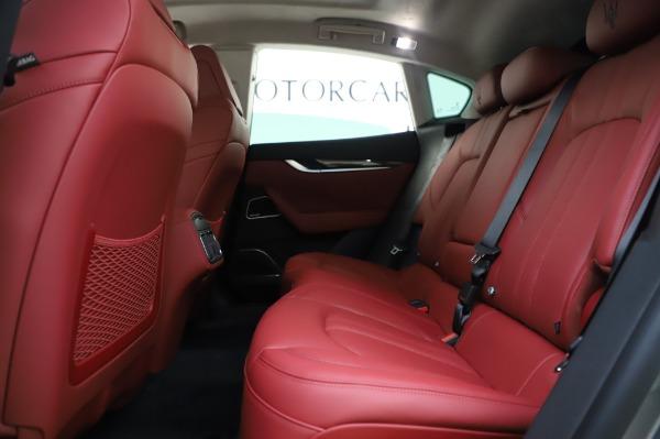 New 2020 Maserati Levante S Q4 GranSport for sale $104,635 at Bugatti of Greenwich in Greenwich CT 06830 19