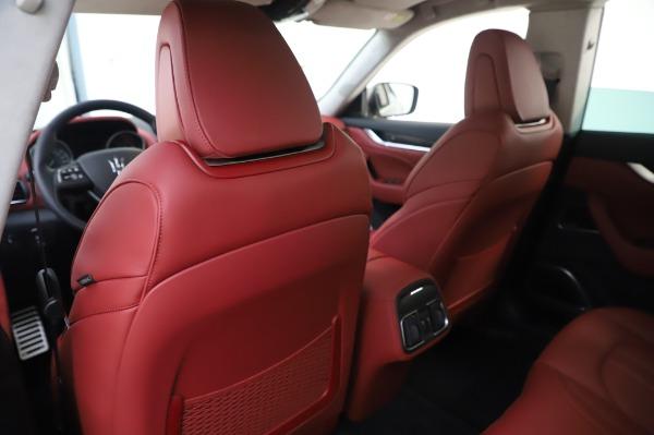 New 2020 Maserati Levante S Q4 GranSport for sale $104,635 at Bugatti of Greenwich in Greenwich CT 06830 20
