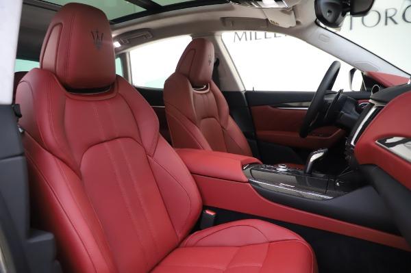 New 2020 Maserati Levante S Q4 GranSport for sale $104,635 at Bugatti of Greenwich in Greenwich CT 06830 22