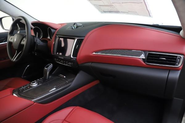 New 2020 Maserati Levante S Q4 GranSport for sale $104,635 at Bugatti of Greenwich in Greenwich CT 06830 24
