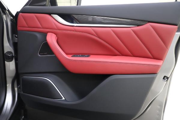 New 2020 Maserati Levante S Q4 GranSport for sale $104,635 at Bugatti of Greenwich in Greenwich CT 06830 25