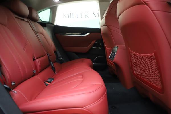 New 2020 Maserati Levante S Q4 GranSport for sale $104,635 at Bugatti of Greenwich in Greenwich CT 06830 27