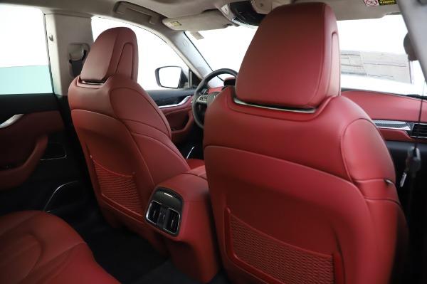 New 2020 Maserati Levante S Q4 GranSport for sale $104,635 at Bugatti of Greenwich in Greenwich CT 06830 28